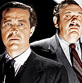 The Big Clock, From Left Ray Milland by Everett