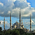 The Blue Mosque Sultanahmet Camii