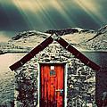 The Boathouse by Meirion Matthias