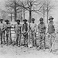 The Chain Gang, Thomasville, Georgia by Everett