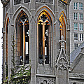The Church Tower by Mary Machare