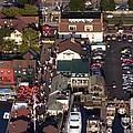 The Clarke Cook House Restaurant P.O. Box 249 Bannisters Wharf Newport RI 02840 Print by Duncan Pearson