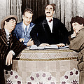 The Cocoanuts, From Left Chico Marx by Everett