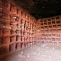 The Columbarium, Al Habis, Petra by Joe & Clair Carnegie / Libyan Soup