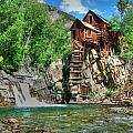 The Crystal Mill 1 by Ken Smith