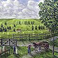 The Dairy Farm by Ronald Haber