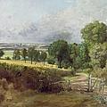 The Entrance To Fen Lane By Constable John by John Constable
