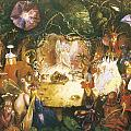 The Fairies Banquet by John Anster Fitzgerald