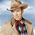 The Far Country, James Stewart, 1954 by Everett