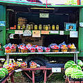 The Farmers Market by Paul Ward