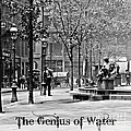 The Genius Of Water 1906 by Padre Art