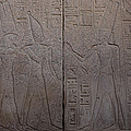 The Gods Horus And Amun Are Represented by Taylor S. Kennedy