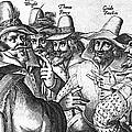 The Gunpowder Rebellion, 1605 by Photo Researchers