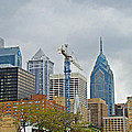 The Heart Of The City - Philadelphia Pennsylvania by Mother Nature