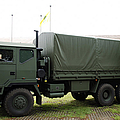 The Iveco M250 8 Ton Truck Used by Luc De Jaeger