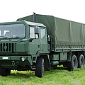 The Iveco M250 Used By The Belgian Army by Luc De Jaeger