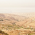 The Jordan Valley, Jordan by Jim Foley