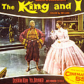 The King And I, Yul Brynner, Deborah by Everett