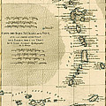 The Lesser Antilles Or The Windward Islands by Guillaume Raynal