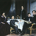 The Lincoln Family by Granger