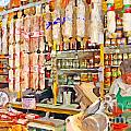 The Local Deli by Wingsdomain Art and Photography