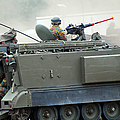 The M113 Tracked Infantry Vehicle by Luc De Jaeger