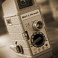 The Movie Camera by Mike McGlothlen