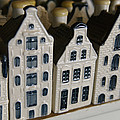 The Netherlands, Amsterdam, Model Houses by Keenpress