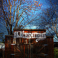 The Old Blacksmith . 7d12956 by Wingsdomain Art and Photography