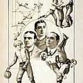 The Orpheum Show. Vaudeville Poster by Everett