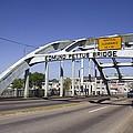 The Pettus Bridge In Selma Alabama by Everett