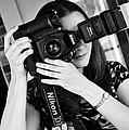 The Photographer by Ricky Barnard
