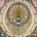 The Planisphere Of Brahe Harmonia by Science Source