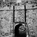 The Porta Di Limisso The Old Land Limassol Gate In The Old City Walls Famagusta Cyprus by Joe Fox