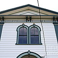 The Potter School House . Bodega Bay . Town Of Bodega . California . 7d12482 by Wingsdomain Art and Photography