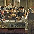 The Public Bar by John Henry Henshall