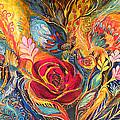 The Rose Of East by Elena Kotliarker