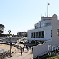 The Sala Burton Building . Maritime Museum . San Francisco California . 7d13993 by Wingsdomain Art and Photography