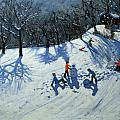 The Snowman  by Andrew Macara