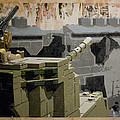 The Storming of Berlin Print by Josh Bernstein