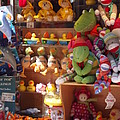 The Toy Store by Cathy Curreri