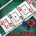 The Turn Print by Debbie DeWitt
