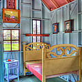 The Vincent Van Gogh Small House by Tamyra Ayles