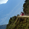 The World's Most Dangerous Road, Bolivia by John Coletti