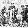 Theater: False Shame, 1872 by Granger