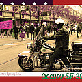 Theres Something Happening Here . Occupy Sf 2011 . Version 2 by Wingsdomain Art and Photography
