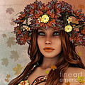 They Call Her Autumn by Jutta Maria Pusl