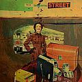 This Dissolving Street by Adam Kissel