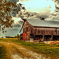 This Old Barn by Bill Tiepelman