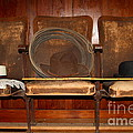 Three Hats A Lasso And A Cane At The Old Movie Theater . 7d12726 by Wingsdomain Art and Photography